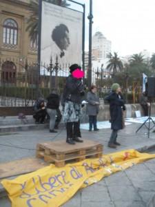 piazza tematica 8 marzo 2011